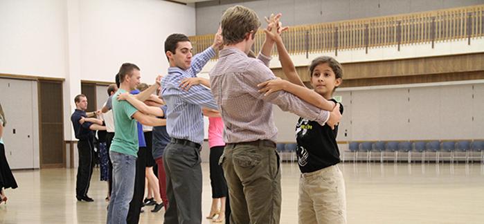 kids ballroom dancing